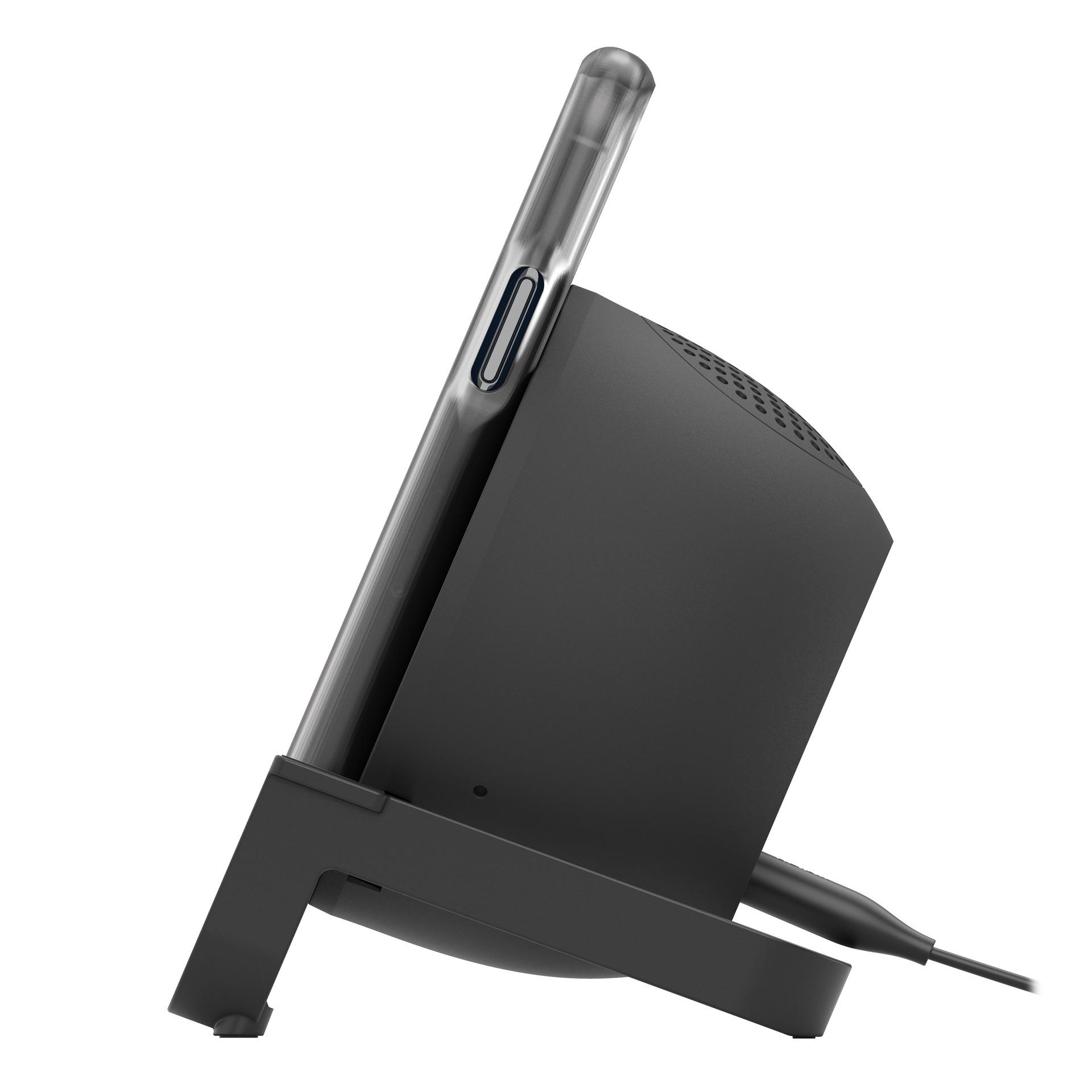 Indexbild 9 - Belkin BoostCharge Wireless Ladestation induktiv Lautsprecher Android iOS